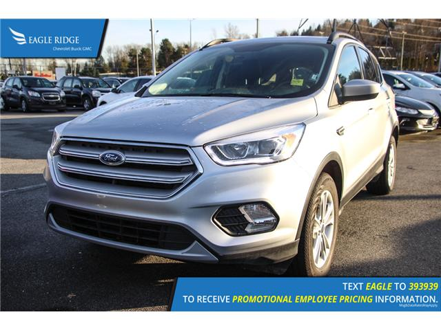 2018 Ford Escape SEL (Stk: 189330) in Coquitlam - Image 1 of 5