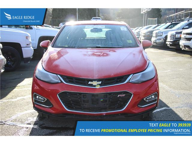 2018 Chevrolet Cruze Premier Auto (Stk: 189424) in Coquitlam - Image 2 of 5