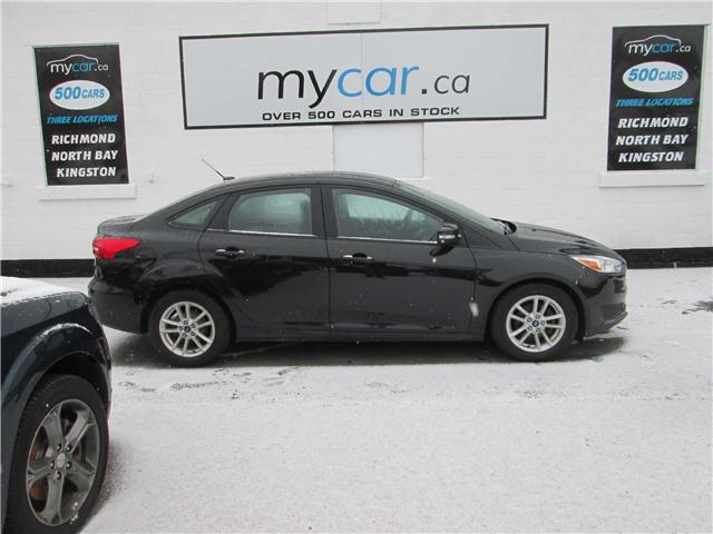 2015 Ford Focus SE (Stk: 181873) in North Bay - Image 1 of 13