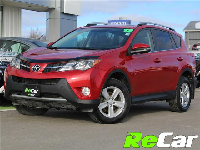 2013 Toyota RAV4 XLE (Stk: 181328A) in Fredericton - Image 1 of 24