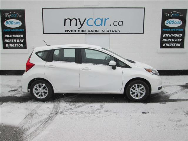 2018 Nissan Versa Note 1.6 SV (Stk: 181847) in Richmond - Image 1 of 13