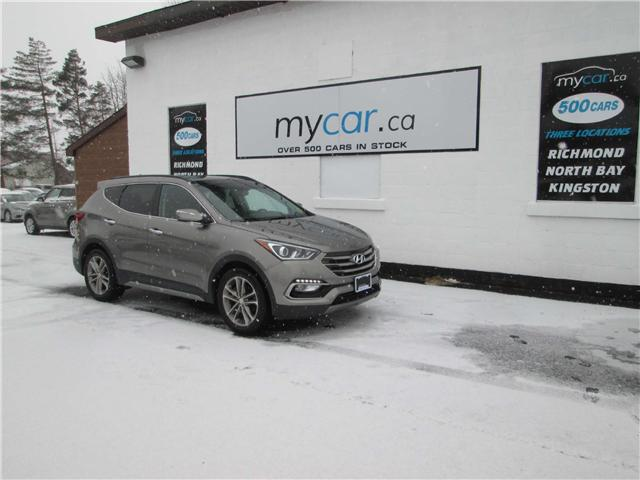 2017 Hyundai Santa Fe Sport 2.0T Limited (Stk: 181981) in North Bay - Image 2 of 14
