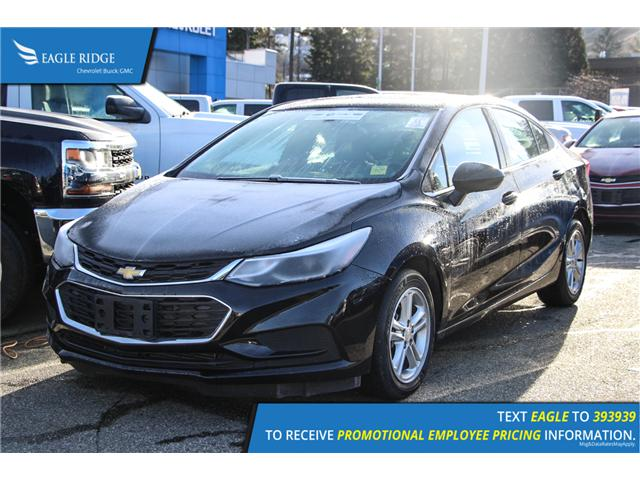 2018 Chevrolet Cruze LT Auto (Stk: 189433) in Coquitlam - Image 1 of 5