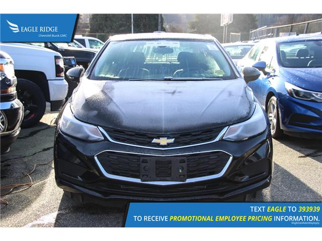 2018 Chevrolet Cruze LT Auto (Stk: 189433) in Coquitlam - Image 2 of 5