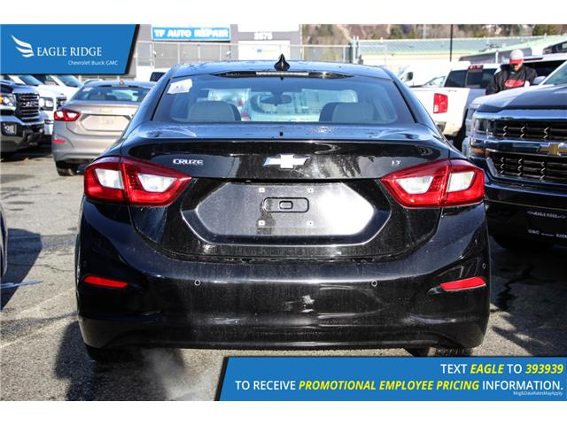 2018 Chevrolet Cruze LT Auto (Stk: 189433) in Coquitlam - Image 3 of 5