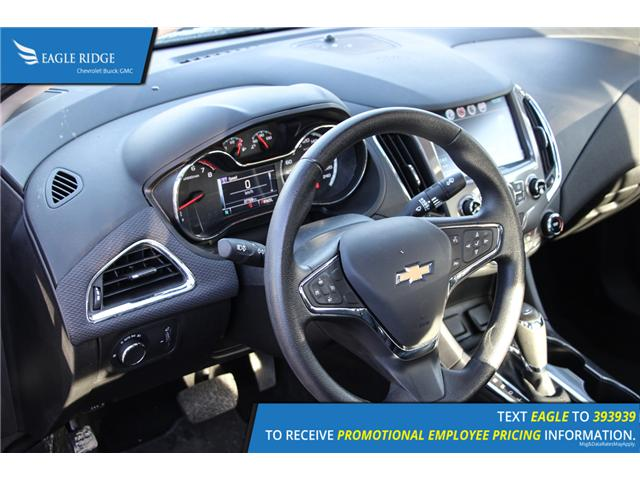 2018 Chevrolet Cruze LT Auto (Stk: 189433) in Coquitlam - Image 4 of 5