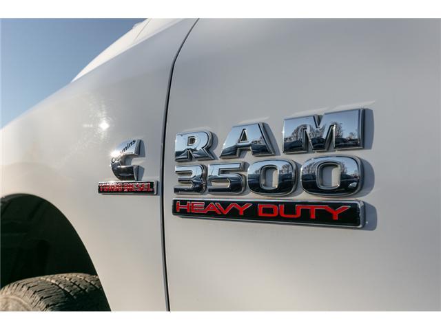 2014 RAM 3500 SLT (Stk: J292206A) in Abbotsford - Image 11 of 26