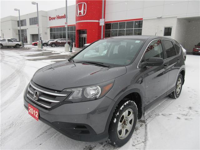 2012 Honda CR-V LX (Stk: VA3296) in Ottawa - Image 1 of 11