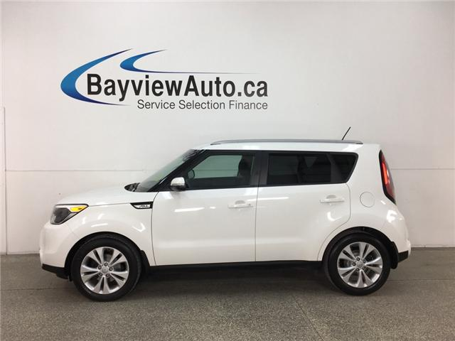 2015 Kia Soul EX (Stk: 33898J) in Belleville - Image 1 of 26