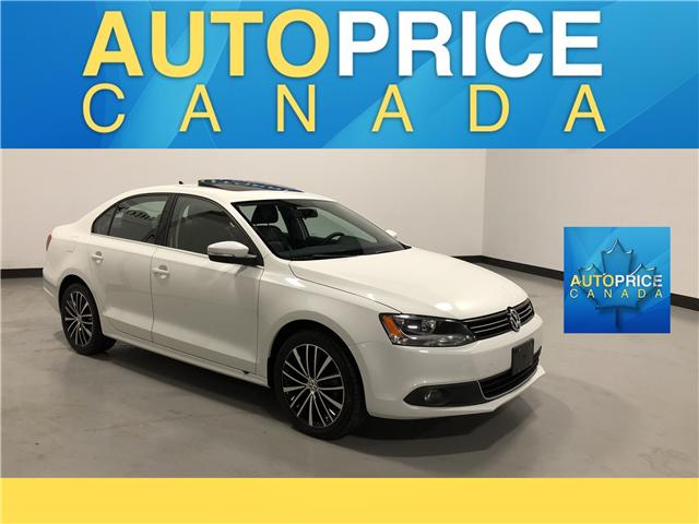 2014 Volkswagen Jetta 2.0 TDI Highline (Stk: W0010) in Mississauga - Image 1 of 22