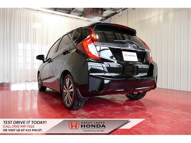 2015 Honda Fit  (Stk: HP581) in Sault Ste. Marie - Image 4 of 25
