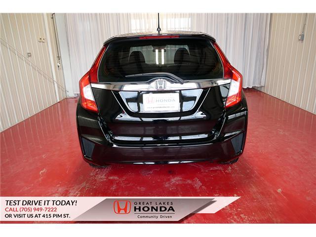 2015 Honda Fit  (Stk: HP581) in Sault Ste. Marie - Image 5 of 25