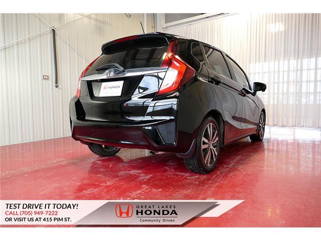 2015 Honda Fit  (Stk: HP581) in Sault Ste. Marie - Image 6 of 25