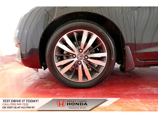 2015 Honda Fit  (Stk: HP581) in Sault Ste. Marie - Image 8 of 25