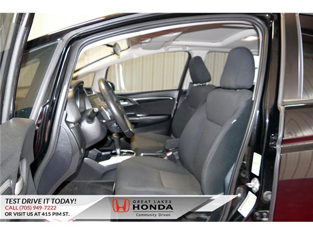 2015 Honda Fit  (Stk: HP581) in Sault Ste. Marie - Image 11 of 25