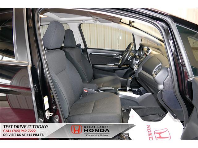 2015 Honda Fit  (Stk: HP581) in Sault Ste. Marie - Image 15 of 25