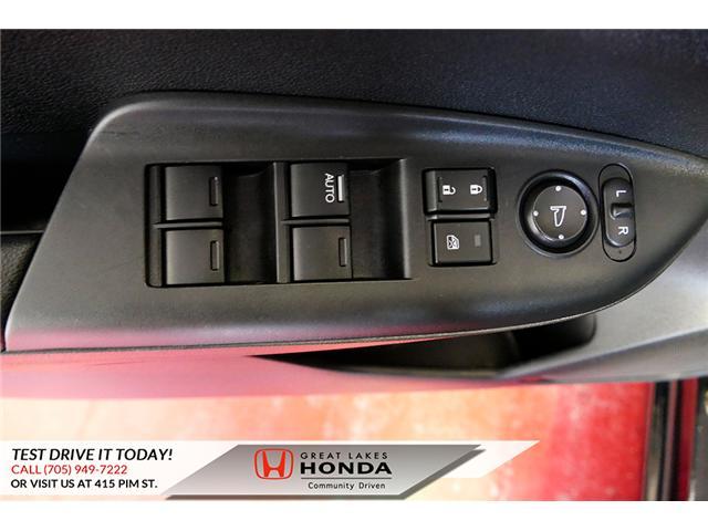 2015 Honda Fit  (Stk: HP581) in Sault Ste. Marie - Image 16 of 25