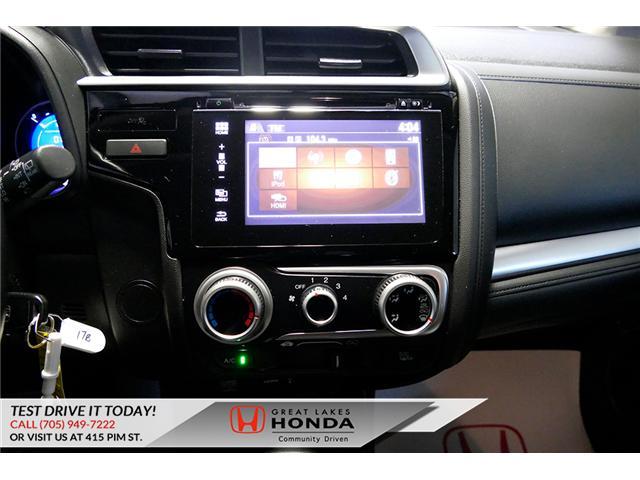 2015 Honda Fit  (Stk: HP581) in Sault Ste. Marie - Image 20 of 25