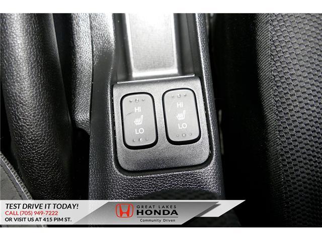 2015 Honda Fit  (Stk: HP581) in Sault Ste. Marie - Image 24 of 25