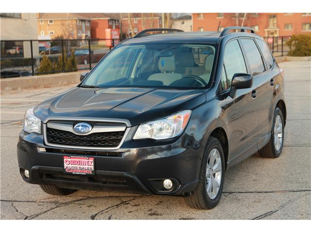 2015 Subaru Forester 2.5i Touring Package (Stk: 1811546) in Waterloo - Image 1 of 30