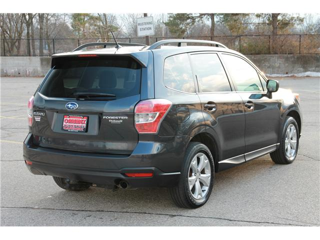 2015 Subaru Forester 2.5i Touring Package (Stk: 1811546) in Waterloo - Image 5 of 30