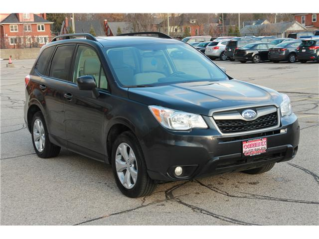 2015 Subaru Forester 2.5i Touring Package (Stk: 1811546) in Waterloo - Image 7 of 30