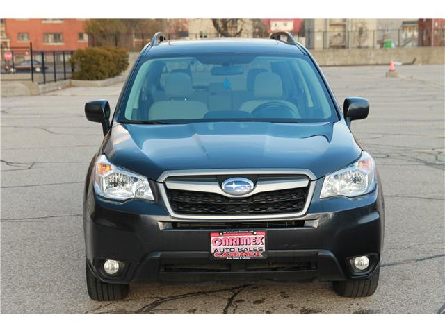 2015 Subaru Forester 2.5i Touring Package (Stk: 1811546) in Waterloo - Image 8 of 30