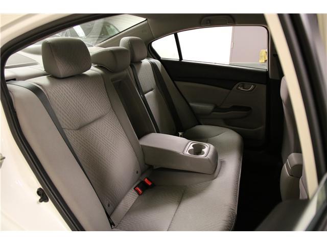 2015 Honda Civic LX (Stk: HP3096) in Toronto - Image 25 of 31