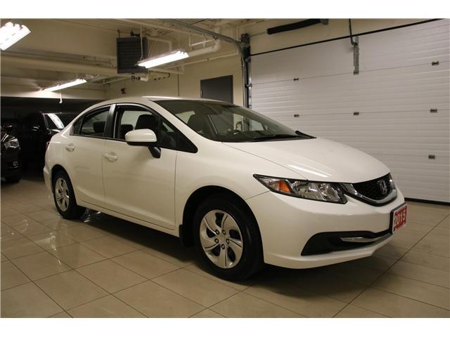 2015 Honda Civic LX (Stk: HP3096) in Toronto - Image 7 of 31