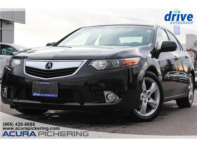 2012 Acura TSX Base (Stk: AT257A) in Pickering - Image 1 of 26
