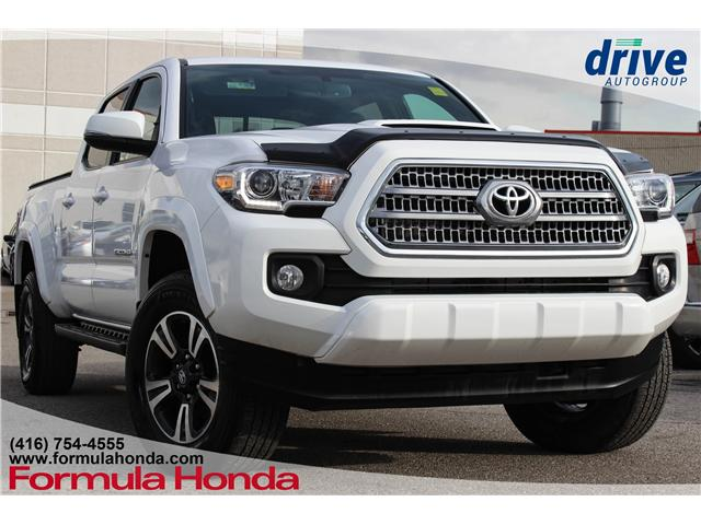 2016 Toyota Tacoma SR5 (Stk: B10795) in Scarborough - Image 1 of 27