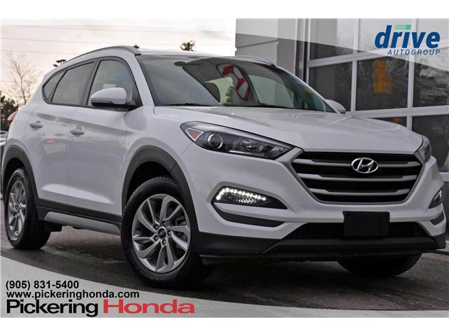 2017 Hyundai Tucson Premium (Stk: PR1105) in Pickering - Image 1 of 25