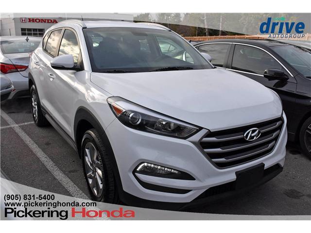 2017 Hyundai Tucson Premium (Stk: PR1106) in Pickering - Image 1 of 22