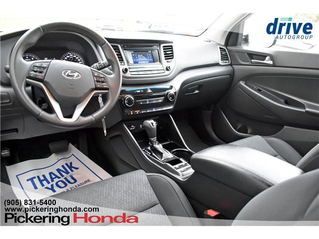 2017 Hyundai Tucson Premium (Stk: PR1105) in Pickering - Image 2 of 25