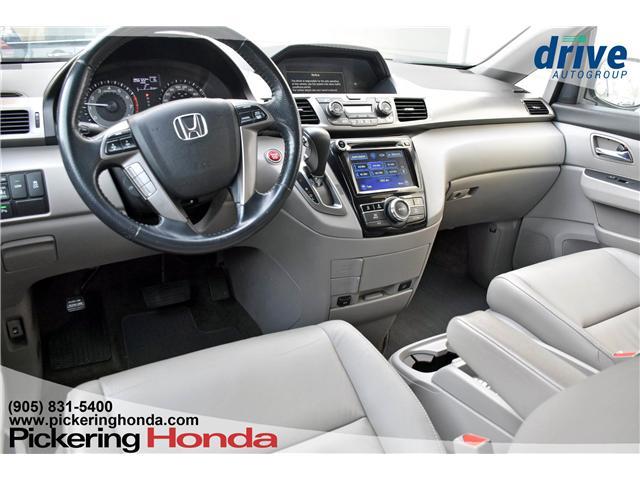 2016 Honda Odyssey EX-L (Stk: P4453) in Pickering - Image 2 of 29