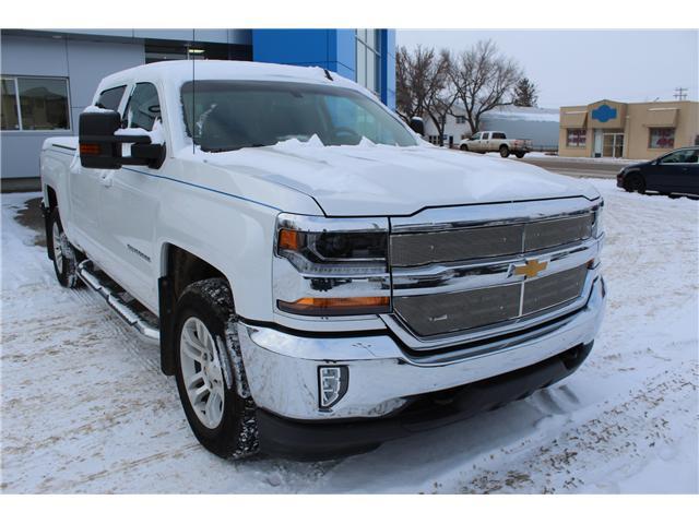 2016 Chevrolet Silverado 1500 1LT (Stk: 181249) in Brooks - Image 1 of 22