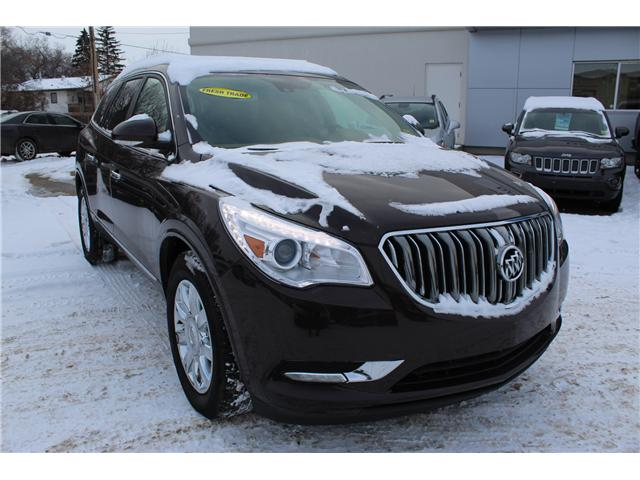 2015 Buick Enclave Premium (Stk: 200390) in Brooks - Image 1 of 23