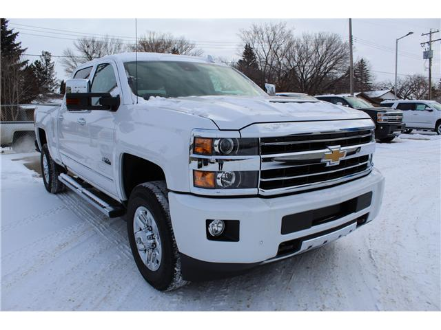 2019 Chevrolet Silverado 3500HD High Country (Stk: 199976) in Brooks - Image 1 of 19