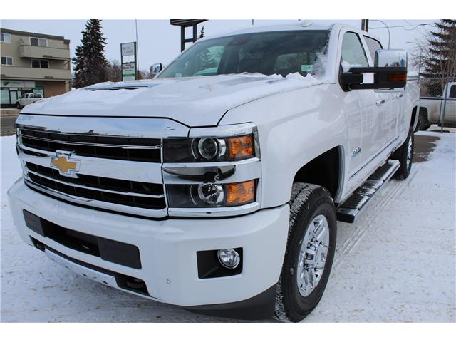 2019 Chevrolet Silverado 3500HD High Country (Stk: 199976) in Brooks - Image 3 of 19