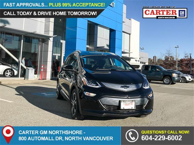 2019 Chevrolet Bolt EV Premier (Stk: 9B04870) in North Vancouver - Image 1 of 14