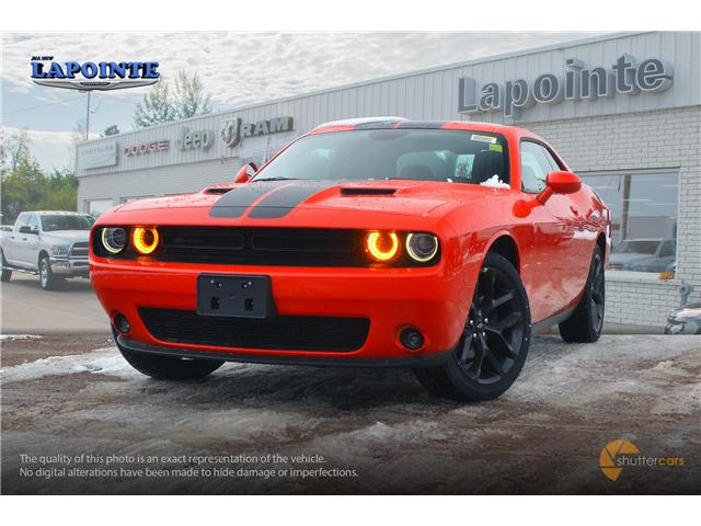 2019 Dodge Challenger SXT (Stk: 19127) in Pembroke - Image 1 of 20