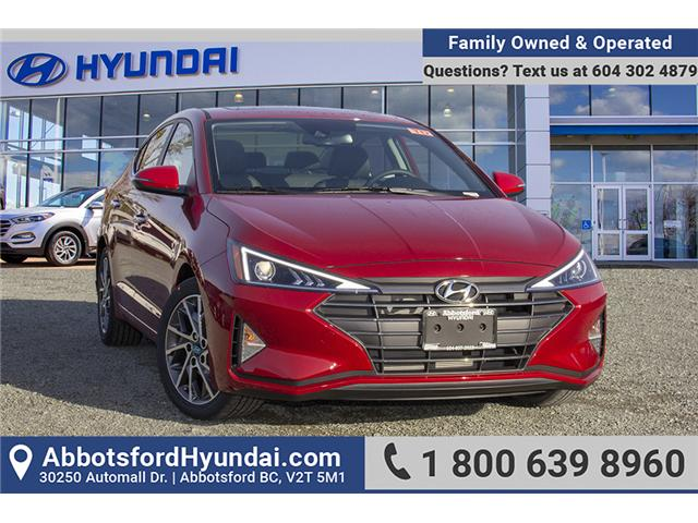 2019 Hyundai Elantra Luxury (Stk: KE807685) in Abbotsford - Image 1 of 26