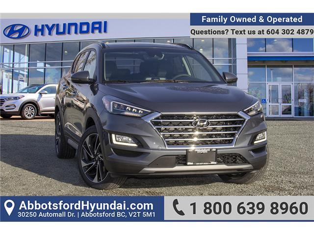 2019 Hyundai Tucson Ultimate (Stk: KT880022) in Abbotsford - Image 1 of 26