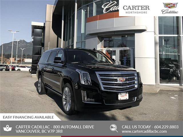 2019 Cadillac Escalade ESV Platinum (Stk: 9D04030) in North Vancouver - Image 1 of 18