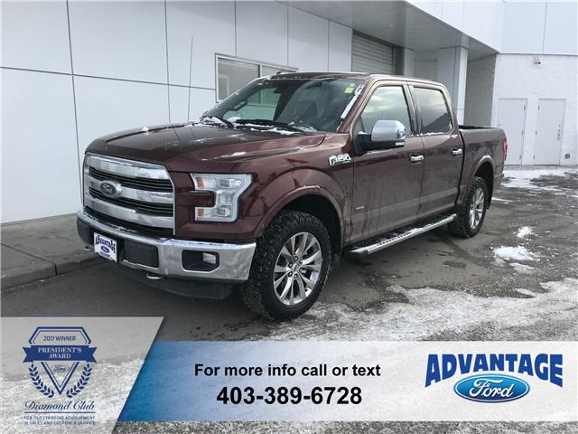 2016 Ford F-150 XLT (Stk: J-2023A) in Calgary - Image 1 of 17