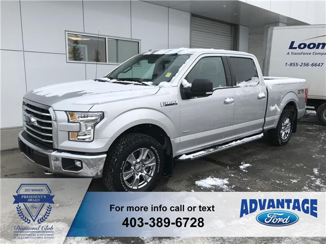 2015 Ford F-150 XLT (Stk: J-2039A) in Calgary - Image 1 of 13