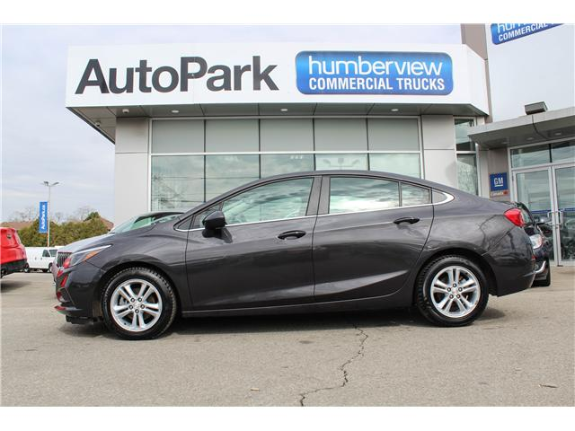 2017 Chevrolet Cruze LT Auto (Stk: 17-183012) in Mississauga - Image 2 of 20