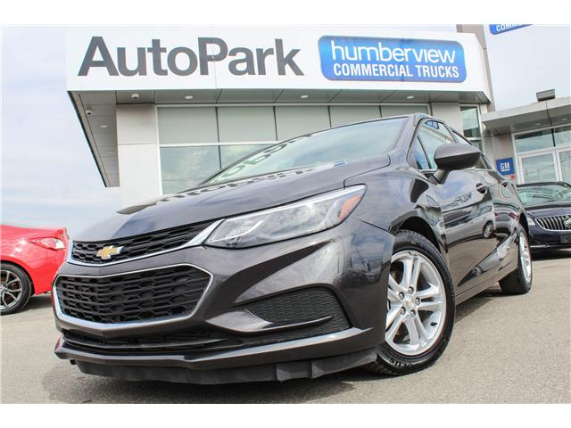 2017 Chevrolet Cruze LT Auto (Stk: 17-183012) in Mississauga - Image 1 of 20