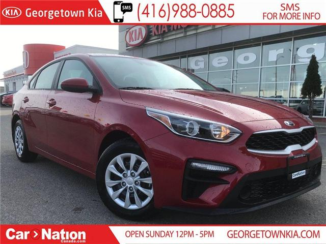 2019 Kia Forte LX $132 BI WEEKLY| BACK CAM| BLUETOOTH| HTD SEATS (Stk: FO19025) in Georgetown - Image 1 of 25