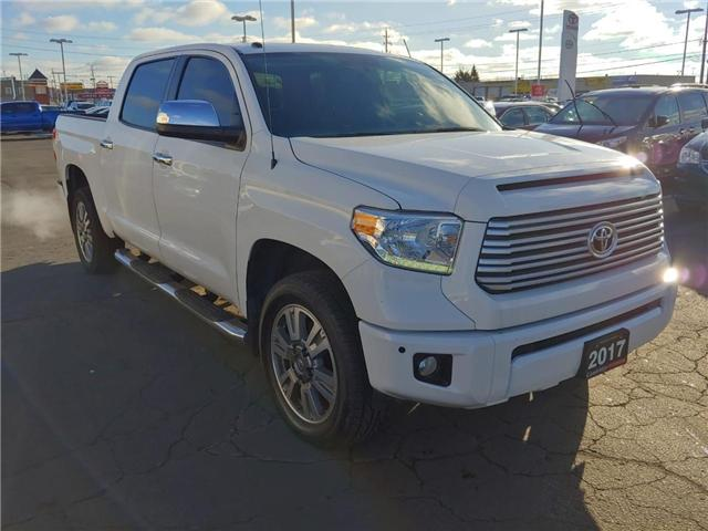 2017 Toyota Tundra  (Stk: P0059480) in Cambridge - Image 4 of 13